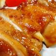 鶏肉の鍋照り焼き