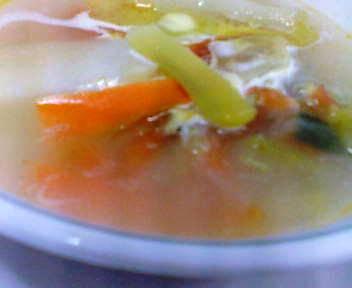 ペイザンヌ・スープ