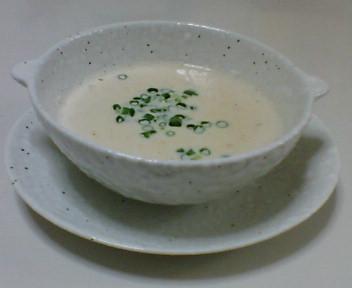 豆腐のポタージュ