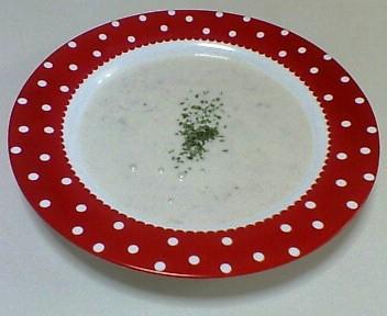 マッシュルームスープ(缶詰利用)