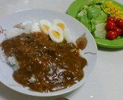 ホテル白菊のレトルトカレー/快適な胃腸