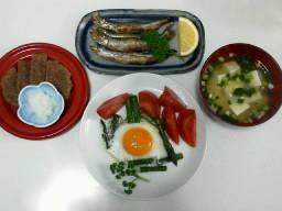 卵のない柳葉魚