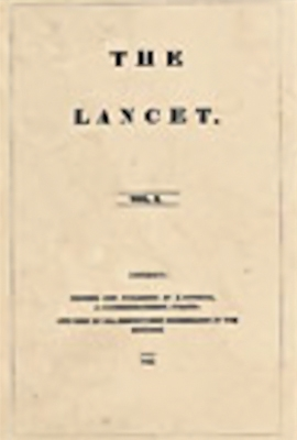 The_lancet_first_issue