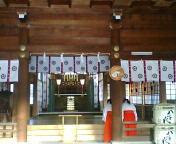 松陰神社そのⅡ
